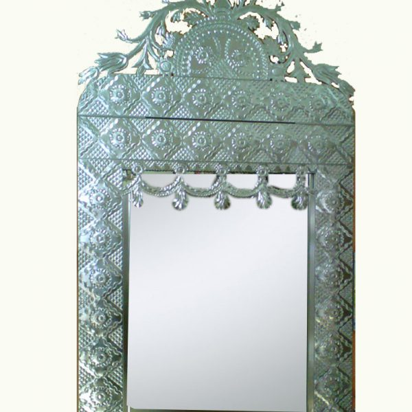 Hacienda-tin-mirror