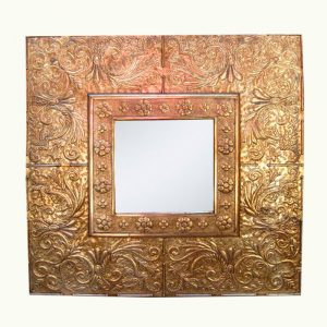 square-punched-tin-mirror
